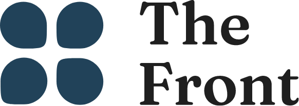 Logo for The Western Front